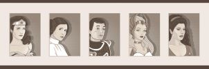favourite characters 1 by nightwing1975