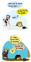 Bored, Abstergo/Carribeans edition by Dulcamarra