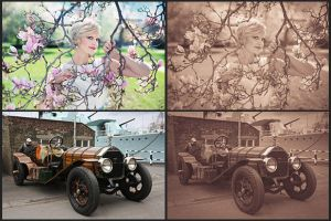 Sepia Vintage - Free Antique Lightroom Preset 009 by nuugraphics