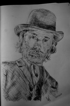 Dr. King Schultz by Doiichan