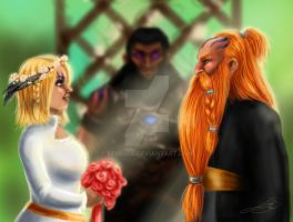 A Wildhammer Wedding by Berende