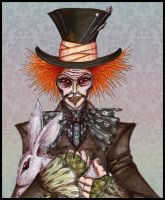 The Mad Hatter by AttivanNauticus