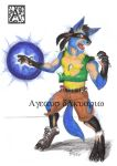 Lucario tf Commission by Ageaus
