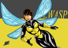 Wasp by Jey2K