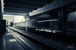 The morning rush by Usayed