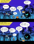 Patapon: Divine Stew Comic by Daowg