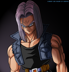 Trunks: hope of the future by carapau