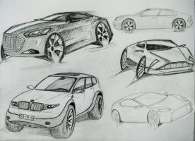 car concept design by akkigreat
