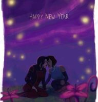 GIF - Happy NewYear! by LyNuth