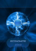 Economite Brochure-Cover by armaan