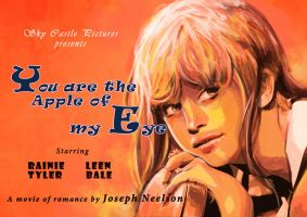 You are the apple of my eye by godfathersky