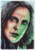 Snape ACEO by acjub