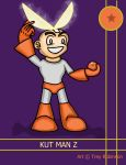 Kut Man Z: Destructo Cutter by Rocketknight56