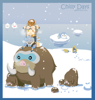 +CHILLY DAYS+ by Wasil