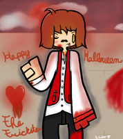 Happy Halloween- Supernatural Style by ILuvHomestuck