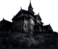 Haunted Mansion - png by Melanienemo