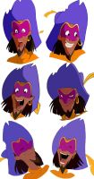 Clopin Emotions by DisneyGirl52
