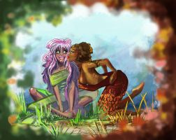Everybody Loves Spring by goatheart