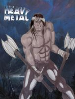 Heavy Metal 2015 by T-babe