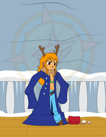 Nami's Winter Treat 3 by Dragon-FangX