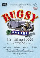 Bugsy Malone Poster by legley