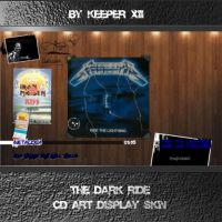 The Dark Ride CAD Skin Beta by keeperxiii