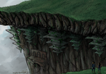 ATLA: Western Air Temple by angiful