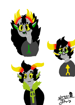 Fantroll Art by Puppup1212