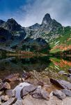 Valley of the Green lake III by mutrus