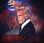 Billy Idol tours by cylevie