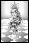 Chess - The Queen by Libfly