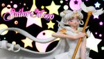 E2046 Sailor Cosmos Figure (YouTube Video) by KupcakeKitty