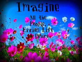 Imagine by RingoLove27