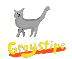 Graystripe by Speckledleaf