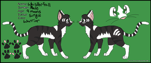 WhisperFall ref by Tess-Is-Epic