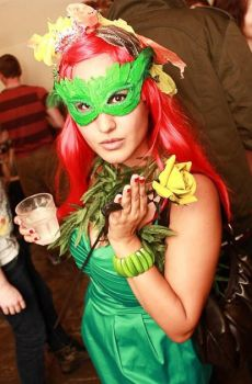 Poison Ivy - just for fun! by Verd3