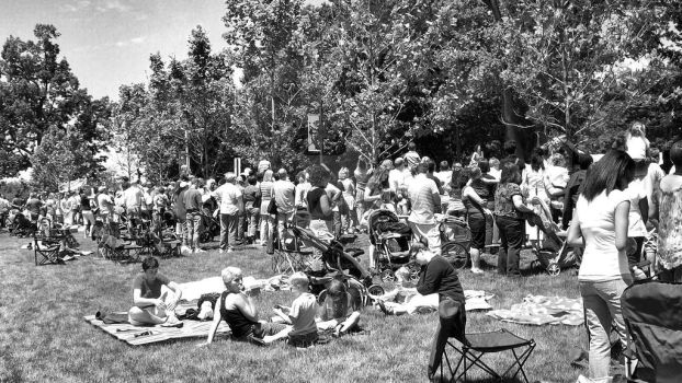 Another Gathering (people) by J-Urban-Hippie