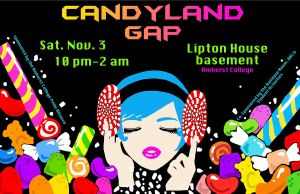 Candyland Party Poster by Snowdancer