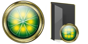 Limewire Icon and Folder set by 0dd0ne