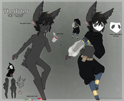The Toter ref by Zoiekiwi