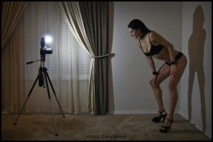 Steph taking pic for the BF by Gary-Melton