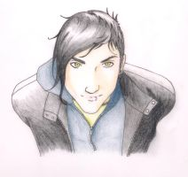 Frank Iero In Colour by Seraph5