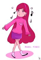 Mabel Pines by DarkCatz