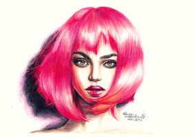 PinkInkMinkThink by Filouino