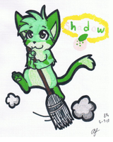 Shamrock da Sweeper by Shadimation