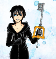 Keyblade Obtained by evilitachi