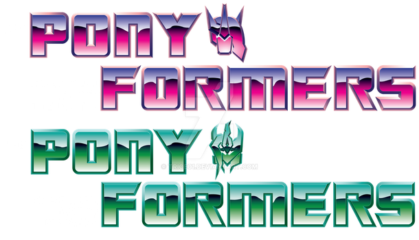 The PonyFormers: More Than Meets The Magic! by TRice01