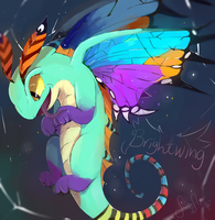 Brightwing by purpleninfy