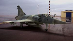 1978 MIRAGE 2000C by melkorius