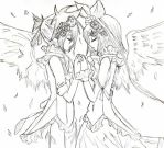 Angelic Rin And Len Kagamine by ll-CleAR-ll